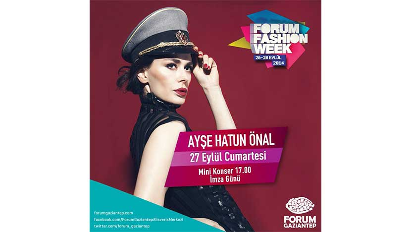 forum gaziantep fashion week