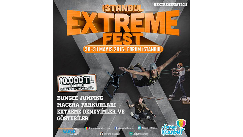 forum istanbul extreme fest