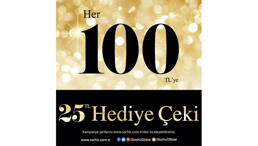 so chic hediye ceki