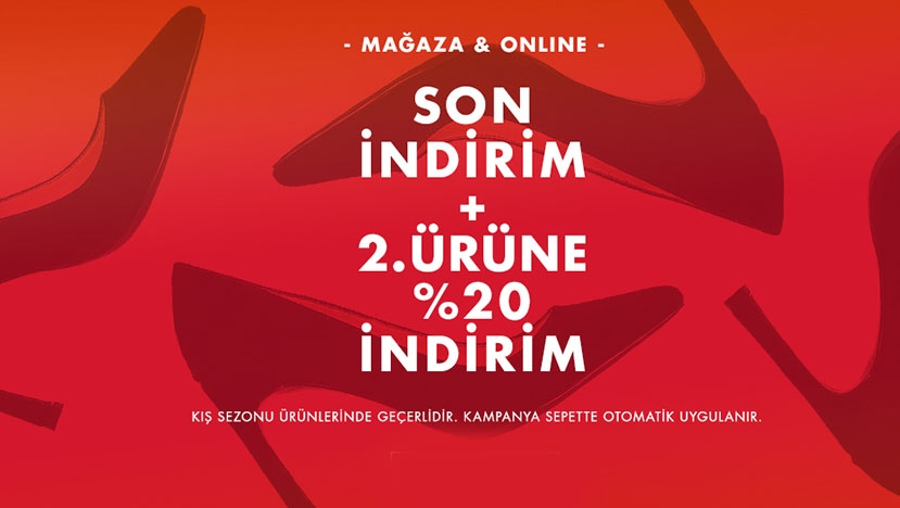nine west mart indirim