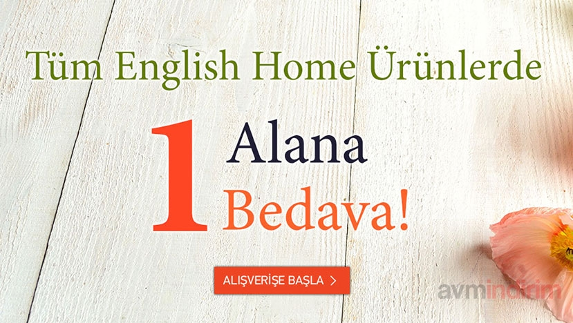 english home 1 alana 1 bedava
