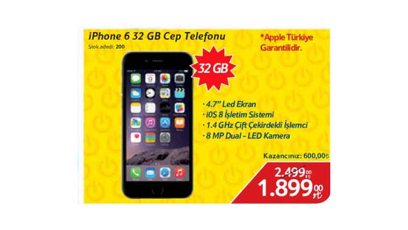 kipa iphone6 28 haziran