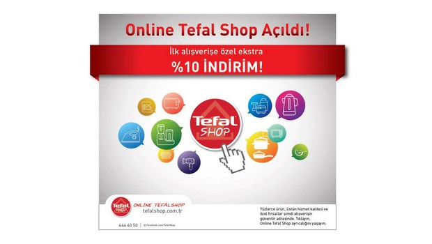 tefal online shop a l na zel y zde 10 ndirim avmindirim com. Black Bedroom Furniture Sets. Home Design Ideas